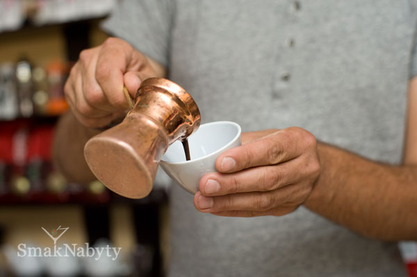 Kawa z piasku