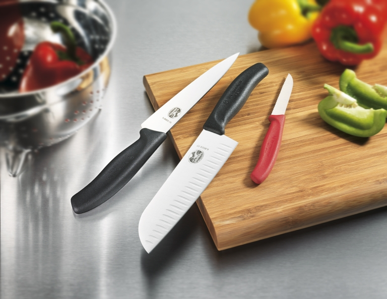 Nóż kuchenny Victorinox, fot. Victorinox.com