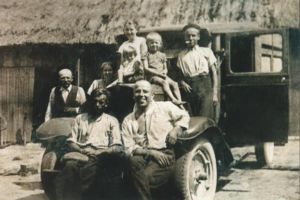Zdjęcie rodziny Bociągów