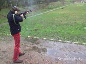 Jak się ubrać na strzelnicę
