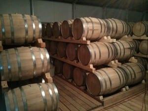 Polska whiskey Beczki American oak