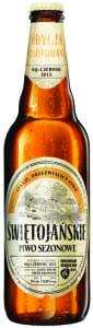 Piwo Swietojanskie_butelka 500ml