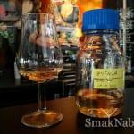 Polska whiskey Starkus Whisky sample Kozuba