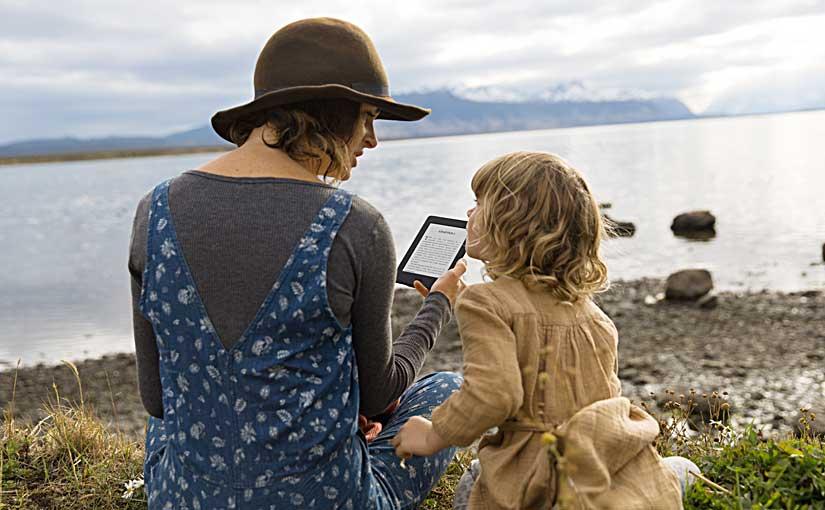 Ebooki a życie rodzinne