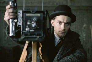 """Kultowy Jude Law i kultowy Graflex. Mam taki. """"Nie sprzedam, będę robił"""", jak mawiają kolekcjonerzy wraków"""